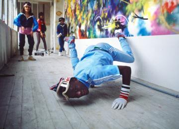 Une Zoulou Queen nous raconte les débuts du hip-hop