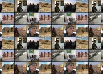 Du black bloc au front de Raqqa