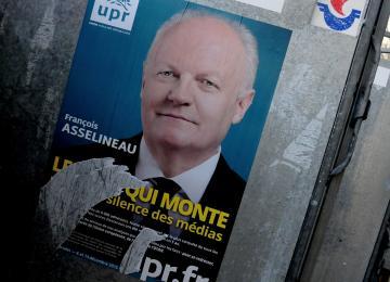 UPR : le parti conspirationniste présente 1971 candidats aux régionales