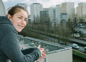 48 heures dans la vie d'Olivia, assistante sociale à Clichy-sous-Bois