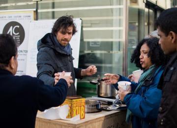 A la Goutte d'Or, une asso rêve de créer un café-restau participatif