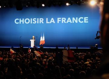 La France rêvée des supporters de Marine Le Pen