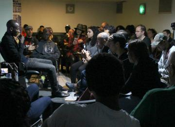 Biblio'tess : les soirées littérature de Sarcelles au « Fouquet's du ghetto »