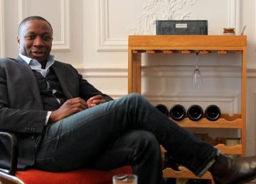 Serge Money, le rappeur aux 100.000 disques vendus devenu cador du barreau