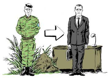 Un médecin militaire accusé de harcèlement sexuel et moral