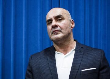 Serge Ayoub, l'homme qui depuis 30 ans murmure à l'oreille des meurtriers