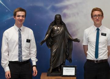 Le manuel de vie du missionnaire Mormon