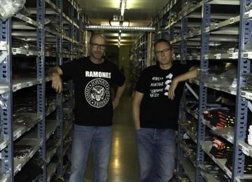Du punk au business, la petite entreprise de François, ex-Ludwig von 88