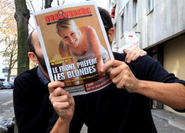 Le pire de la presse d'extrême droite en novembre