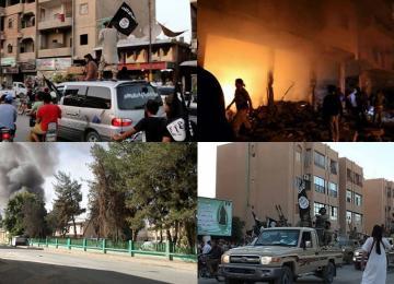 Après les attentats, Mohammed 27 ans, témoigne depuis la capitale de l'Etat Islamique