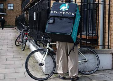 Livreurs à vélo : la résistance s'organise