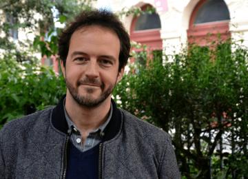 Guillaume Denaiffe, acteur vedette de pubs pour la télé