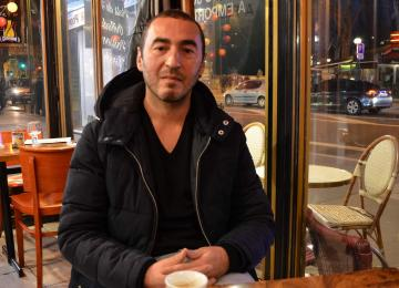 Omar Benlaala: Prison, Islam, ecstasy et littérature