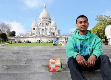 24H dans la vie de Rahman, sans-pap vendeur de bières