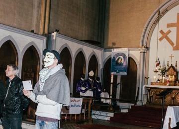 Sainte Rita : Une « ZAD » d'extrême droite en plein Paris