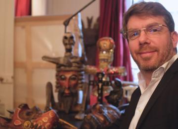 Emmanuel Moyne, l'avocat d'affaires qui défend les graffeurs