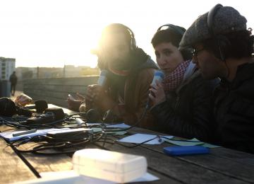 Stalingrad Connection, la radio pirate des migrants