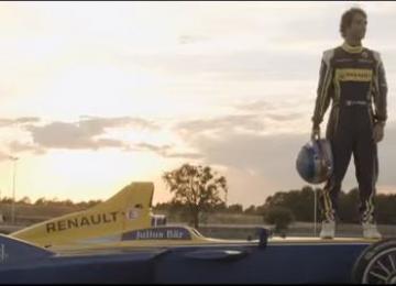 Derrière les roues de la Formule E