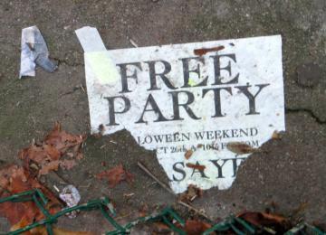 Stop à la répression de la free party !