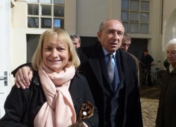 Conflit d'intérêts concernant l'épouse du ministre de l'intérieur ? Le Conseil d'Etat saisi
