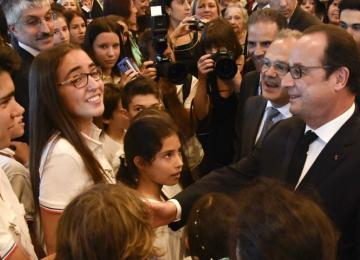 « On a repeint mon CFA juste pour la visite de Hollande »