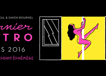 Expo Dernier Métro   Vernissage   Par Kiblind et Point Éphémère