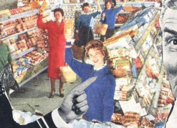 Gaspillage alimentaire : Les supermarchés se foutent de notre gueule