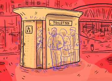Sken' City, village de la drogue à Gare du Nord