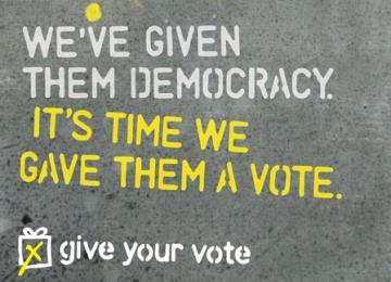Législatives britanniques: le collectif Give Your Vote va faire voter des Afghans à la place des abstentionnistes