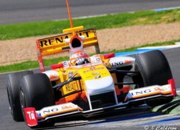 L'histoire du jour : Des pilotes de F1 s'entraînent pour le Grand Prix de Corée … sur PlayStation