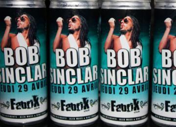 En tournée promo avec Bob Sinclar
