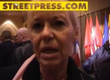 Marie-Christine Arnautu (FN) : «L'UMP et les Verts nous mentent »