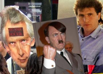 Quizz: Hitler, Balavoine ou De Villepin, à qui appartiennent ces envolées lyriques?