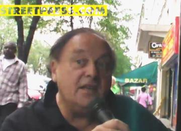 Jacques, réceptionniste dans un théâtre: «C'est pas que y'a trop de Roms, c'est que y'a trop de tout!»