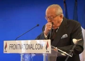 Jean-Marie le Pen: Ce qu'on a retenu de la conférence de presse du président du FN