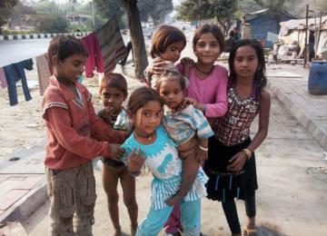 La galère des Roms, de New Delhi à Paris
