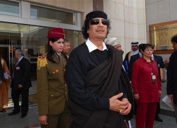 Luc Michel:  «La Libye n'est pas du tout un État répressif»
