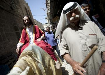 Une journée avec Jésus à Jérusalem