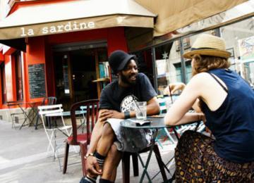 La Carte des terrasses ensoleillées à Paris