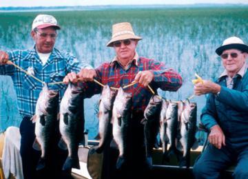 Le 1er mai, c'est l'ouverture  de la pêche au carnassier