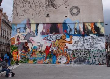 Cet été, 10 spots où voir du street art à Paris