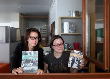 Asphalte Editions: des romans cultes, une fanbase et deux patronnes payées au Smic