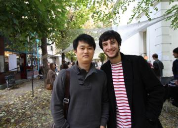 A Paris, des «Erasmus» nord-coréens presque normaux