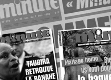 « Minute » n'a plus la banane : le journal est en liquidation judiciaire