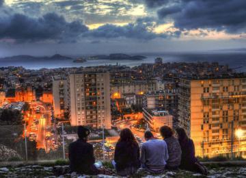 « Marseille Noir» : City guide phocéen, côté crapules