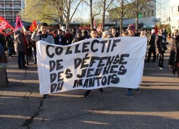 À Mantes-la-Jolie, les lycéens ont « la haine »