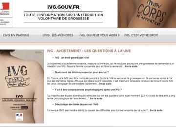 Le site anti IVG des Survivants piraté