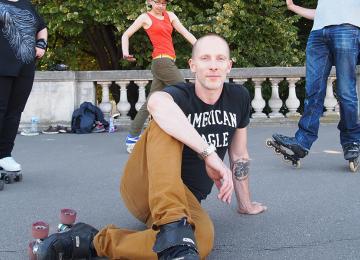 La Roller Dance lutte pour sa survie à Paris