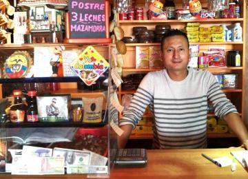 La rue du Chemin Vert est le little Bogota de Paris