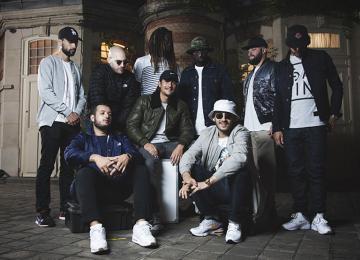 Le visage du rap : 400 artistes français réunis dans un livre-photo